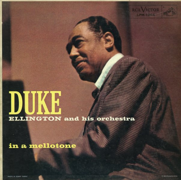 Duke Ellington In A Mellotone Lp Vinyl Record Album