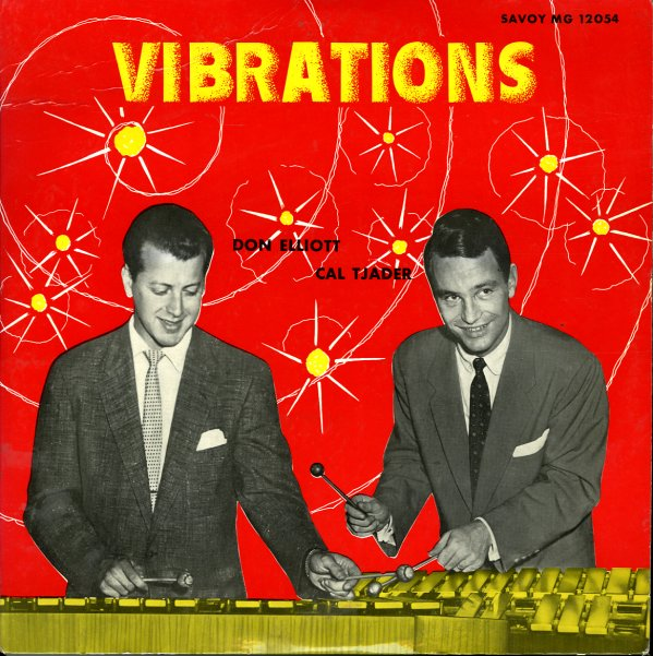 Vibrations Cover