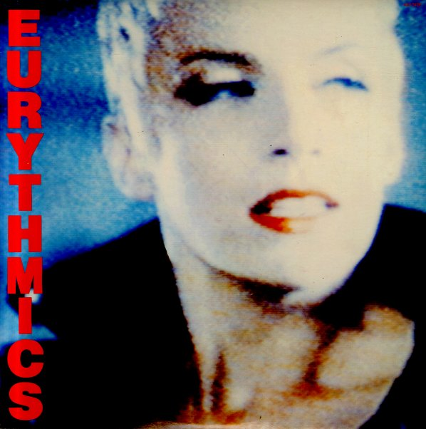 Eurythmics Be Yourself Tonight Lp Vinyl Record Album