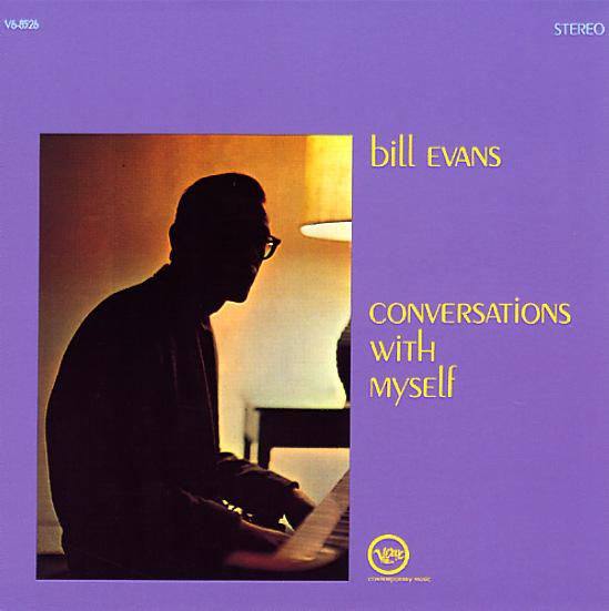 Bill Evans : Conversations With Myself (with bonus tracks