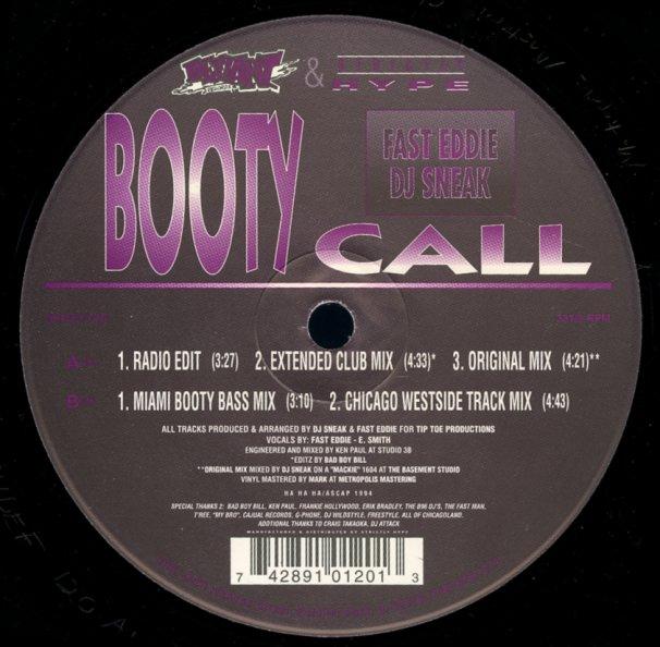 booty call miami
