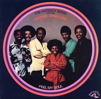 Fatback Band Feel My Soul Lp Vinyl Record Album