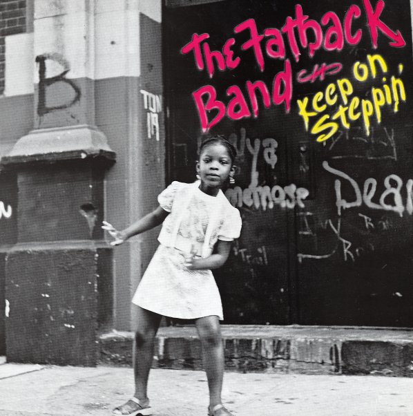 Fatback Band Keep On Steppin Cd Dusty Groove Is