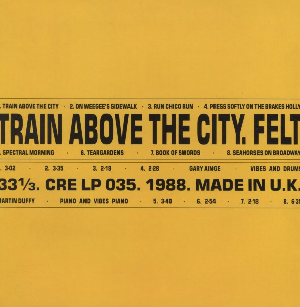 Old Train -- All Categories (LPs, CDs, Vinyl Record Albums