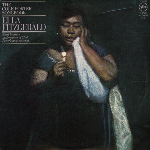 Ella Fitzgerald Cole Porter Songbook 2lp Set Lp