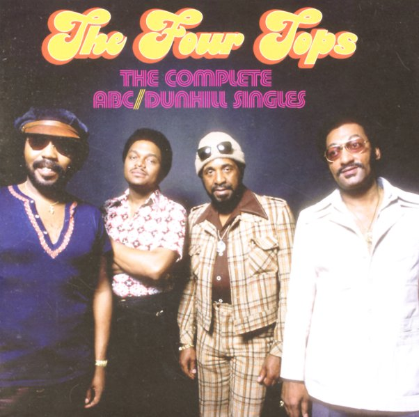 Four Tops Complete Abc Dunhill Singles Cd Dusty