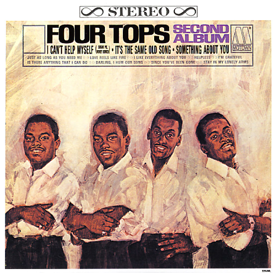 Four Tops Four Tops Second Album Cd Dusty Groove Is