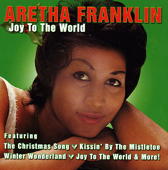 Aretha Franklin Joy To The World Cd Dusty Groove Is