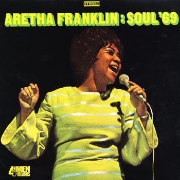 Aretha Franklin Soul 69 Lp Vinyl Record Album