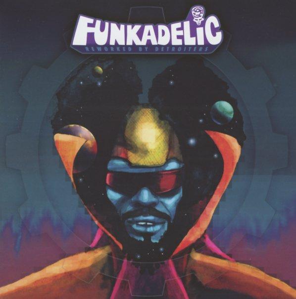 Funkadelic Funkadelic Reworked By Detroiters Cd