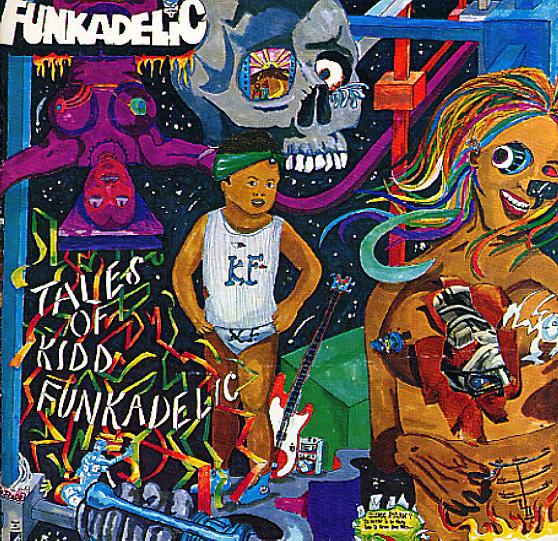 Funkadelic Tales Of Kidd Funkadelic 180 Gram Pressing
