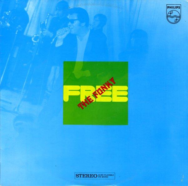 Funky Free Funky Free Lp Vinyl Record Album Dusty