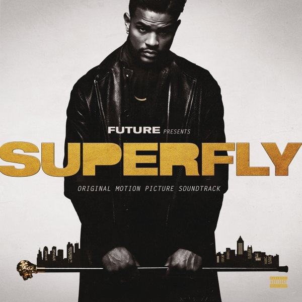 Superfly (colored vinyl - with download)