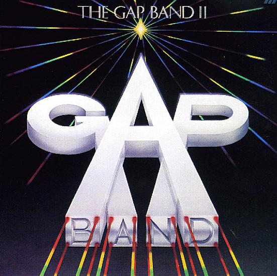 Gap Band Gap Band Ii Lp Vinyl Record Album Dusty