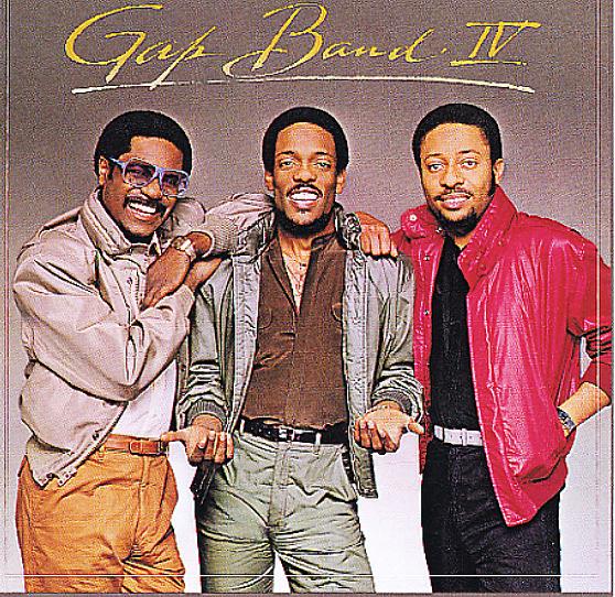 Gap Band Gap Band Iv Lp Vinyl Record Album Dusty