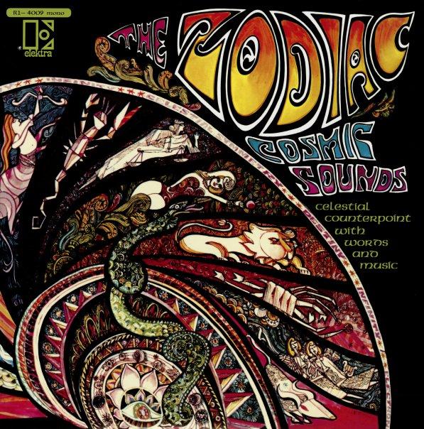 Mort Garson Zodiac Cosmic Sounds Mono Pressing On