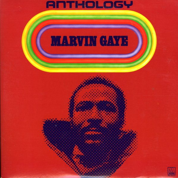Marvin Gaye Anthology Lp Vinyl Record Album Dusty