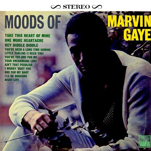 Afbeeldingsresultaat voor Marvin Gaye – Moods of Marvin Gaye (1966)