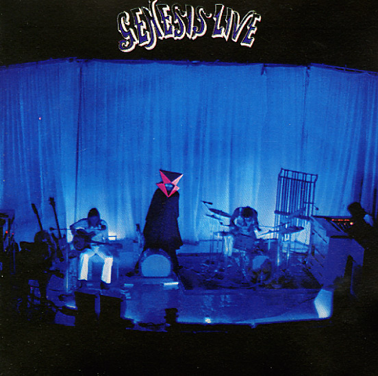 Genesis Live Lp Vinyl Record Album Dusty Groove Is