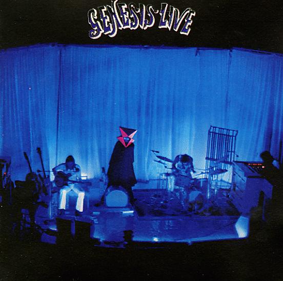 Genesis Live Lp Vinyl Record Album Dusty Groove Is