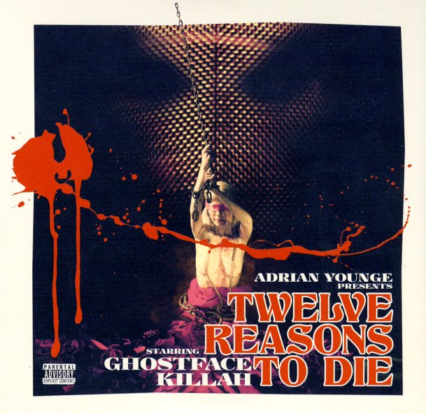 Ghostface Killah Amp Adrian Younge Twelve Reasons To Die