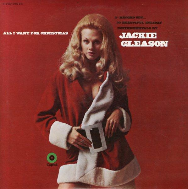 Jackie Gleason All I Want For Christmas Lp Vinyl