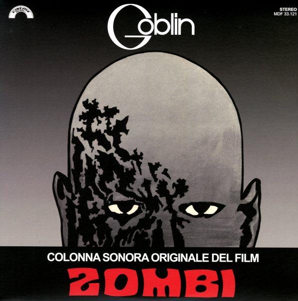 Goblin Zombi Dawn Of The Dead 180 Gram Pressing Lp