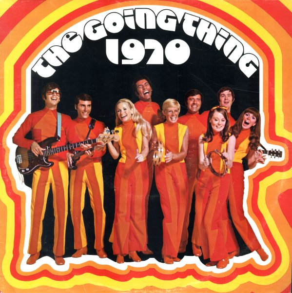 Going Thing : 1970 (LP, Vinyl record album) -- Dusty Groove