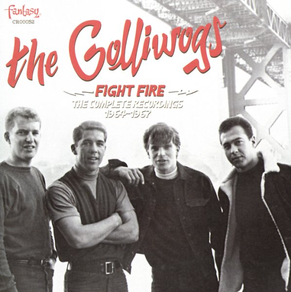 Fight Fire - The Complete Recordings 1964 to 1967
