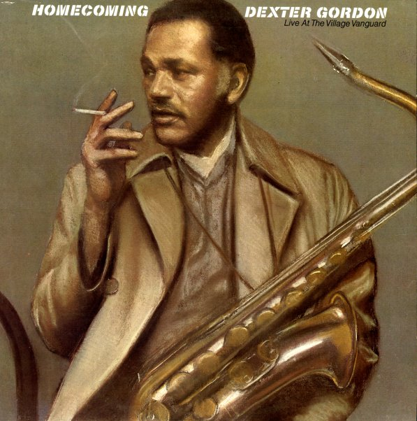 Dexter Gordon Homecoming Lp Vinyl Record Album