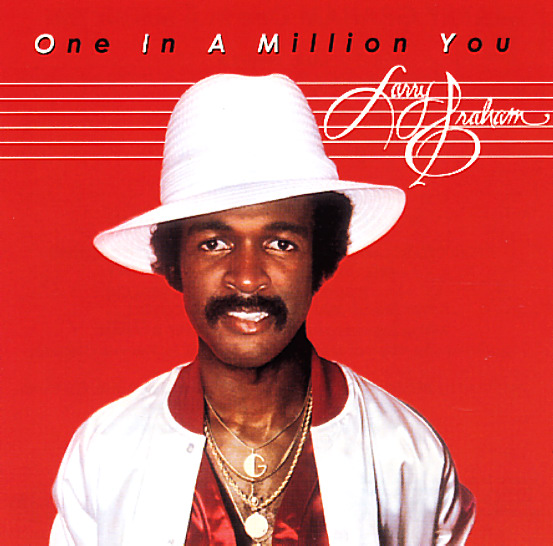 Larry Graham One In A Million You Lp Vinyl Record