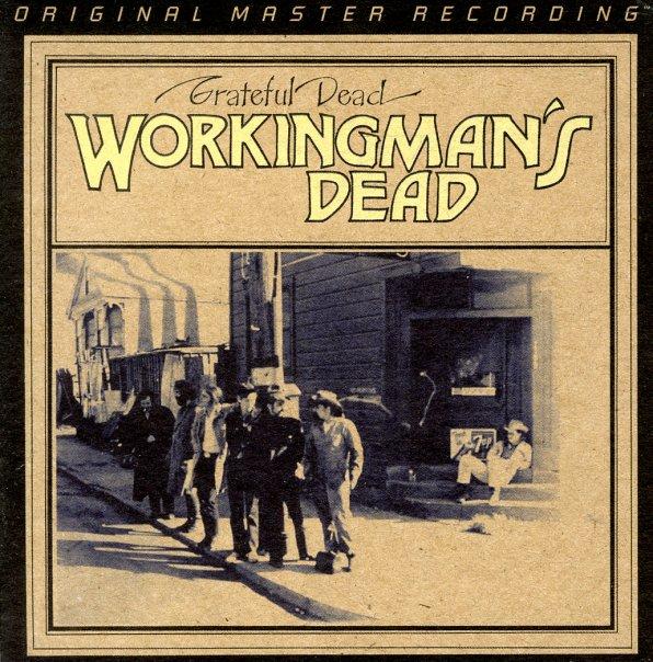 Grateful Dead Workingman S Dead Original Master