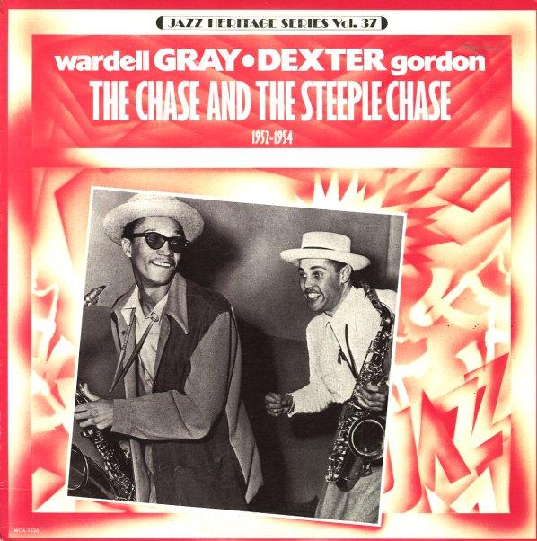 8e9bd42cc51 Wardell Gray   Dexter Gordon Tony Scott Orchestra   Chase   The ...