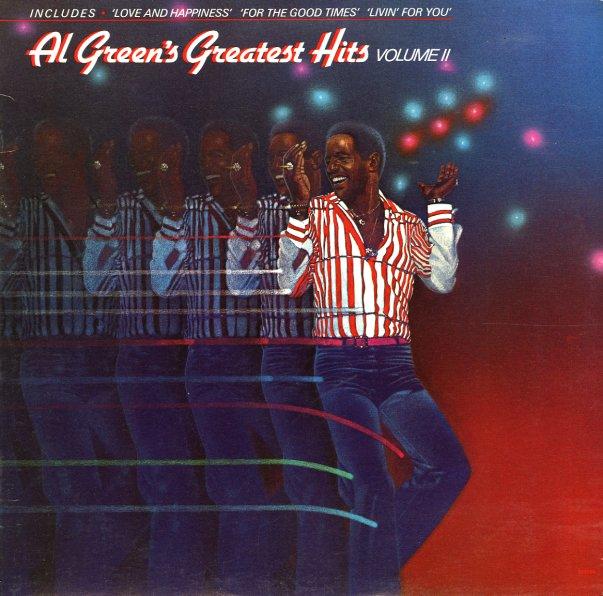Al Green Al Green S Greatest Hits Volume 2 Lp Vinyl