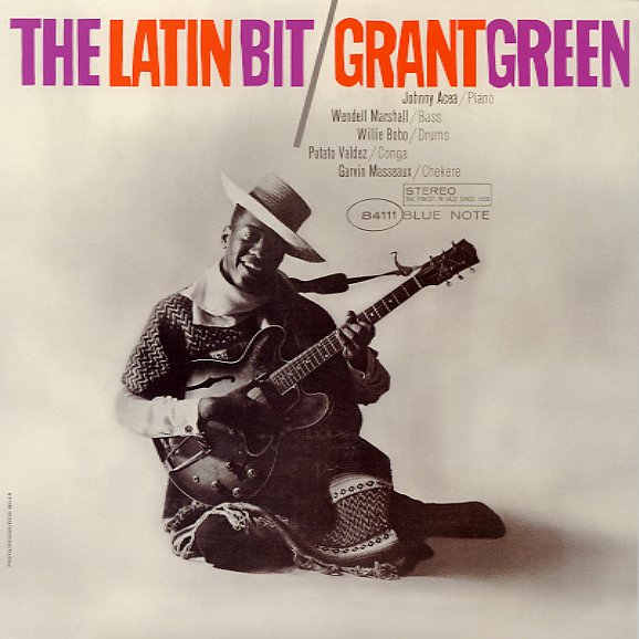 Grant Green Latin Bit With Bonus Tracks Cd Dusty