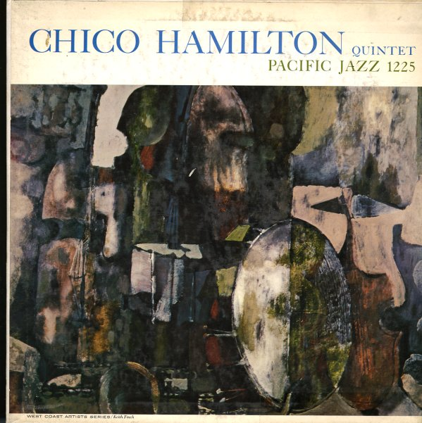 Chico Hamilton Quintet The Three Faces Of Chico