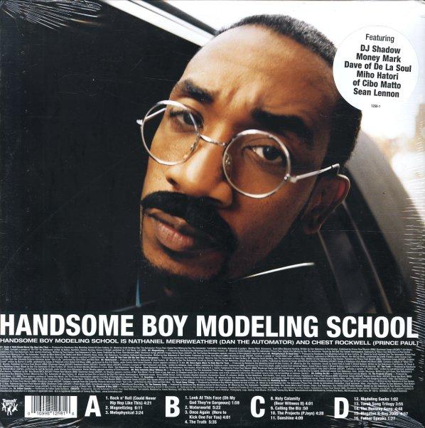 Handsome Boy Modeling School : So. . . How's Your Girl ...