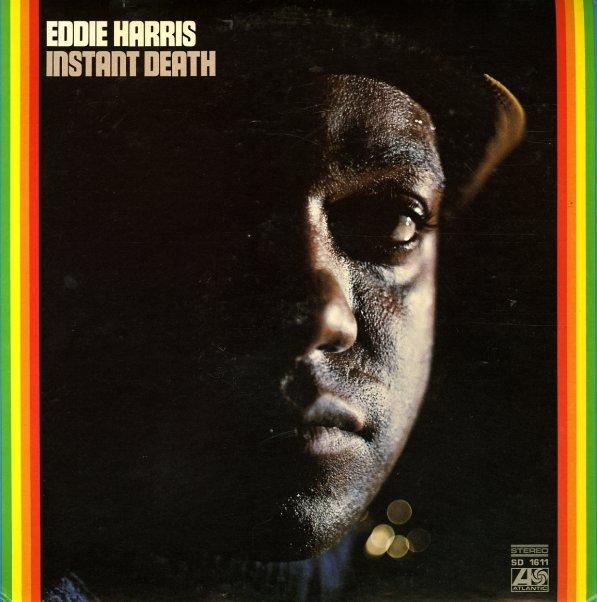 Eddie Harris Instant Death Lp Vinyl Record Album