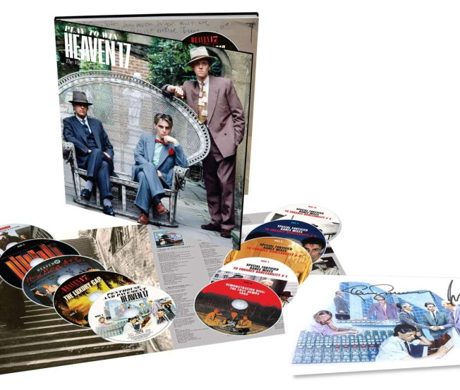 Win -- All Categories (LPs, CDs, Vinyl Record Albums