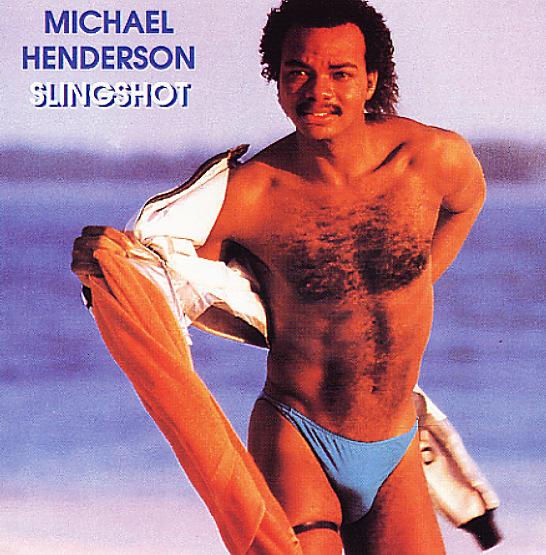 Michael Henderson Slingshot Lp Vinyl Record Album