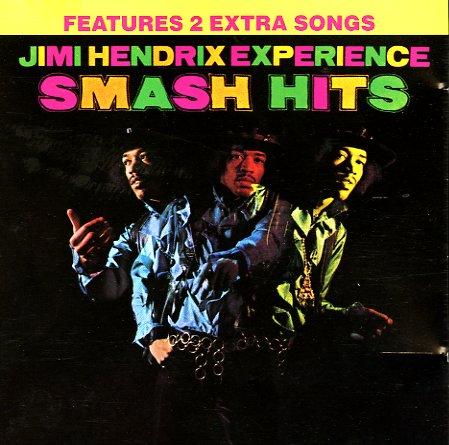 Jimi Hendrix Jimi Hendrix Experience Smash Hits Lp
