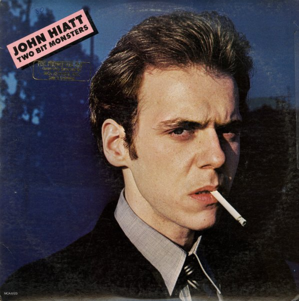 John Hiatt Two Bit Monsters Lp Vinyl Record Album