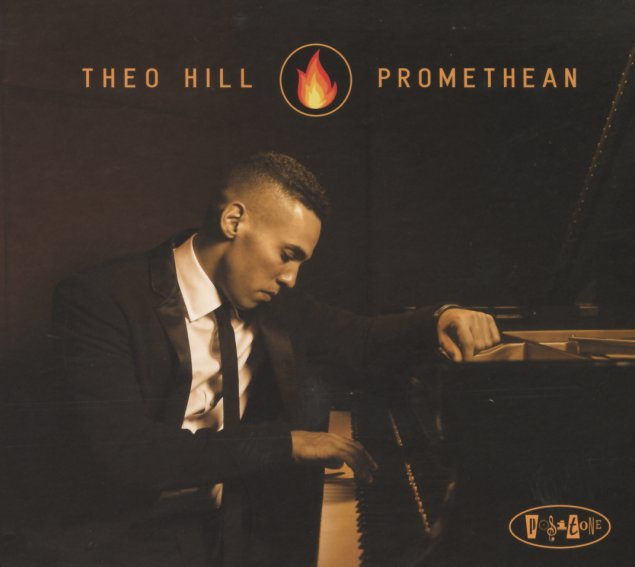 Theo Hill Promethean Cd Dusty Groove Is Chicago S