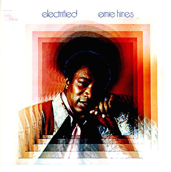Image result for ernie hines vinyl art