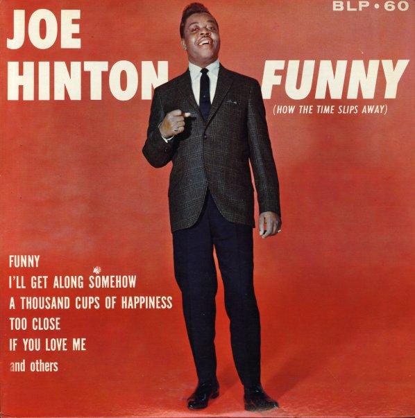 Joe Hinton Funny How Time Slips Away Lp Vinyl Record