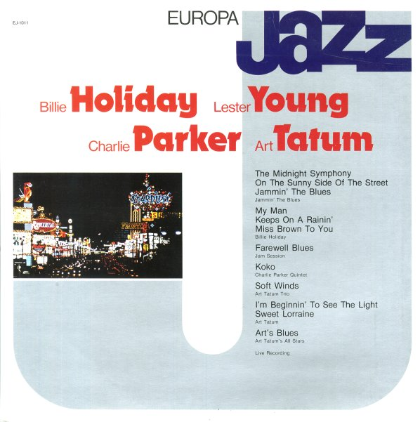 Lester Young -- All Categories (LPs, CDs, Vinyl Record Albums