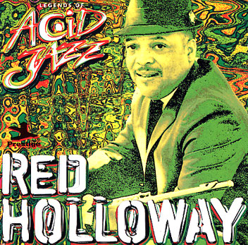 Red Holloway The Burner