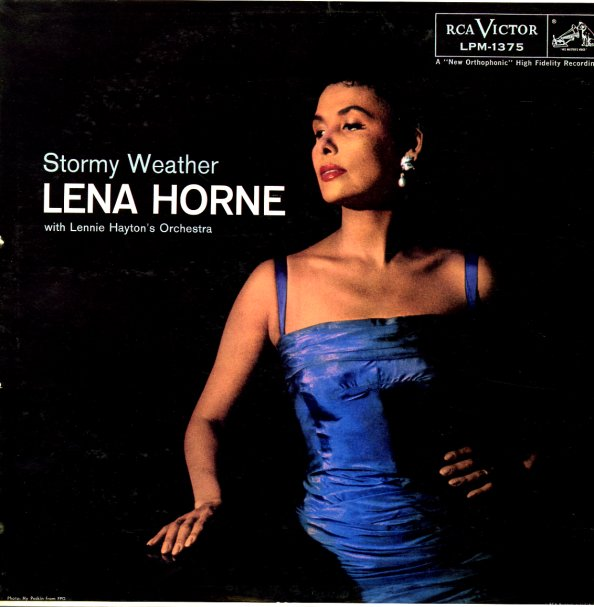Lena Horne Stormy Weather Lp Vinyl Record Album