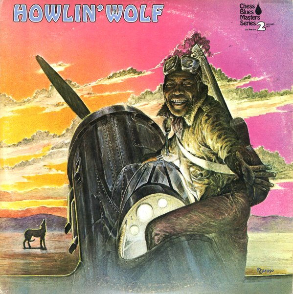 Howlin Wolf Howlin Wolf Chess Blues Master Series Lp
