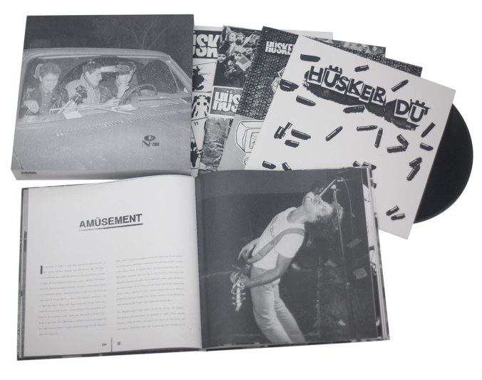 Savage Young Du (4LP box set - with hardcover book)